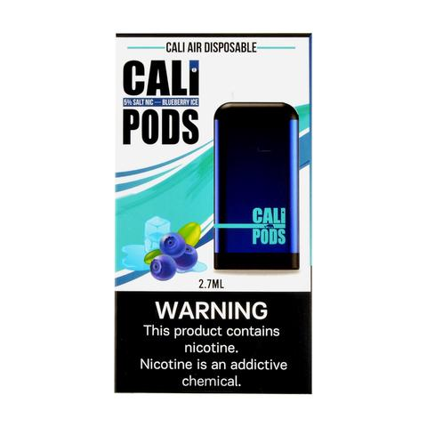 Cali Air Blueberry Ice Disposable Device