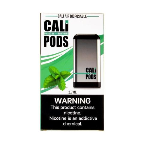 Cali Air Mighty Mint Disposable Device