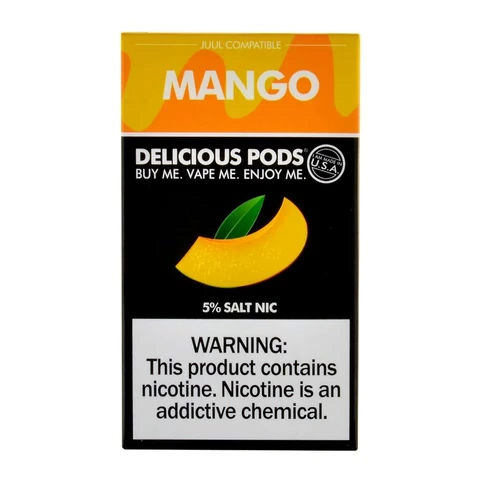 Delicious Pods Mango Pack of 4