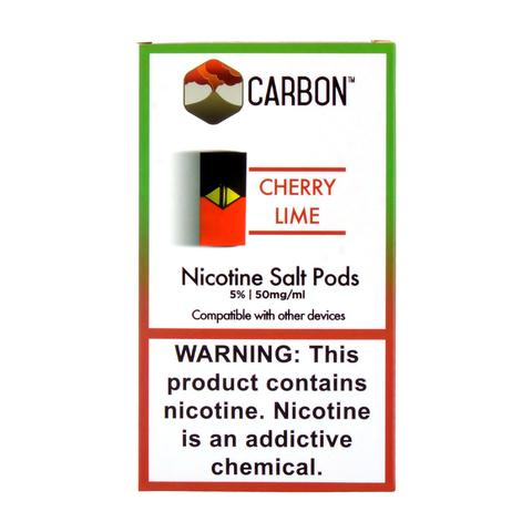 Carbon Cherry Lime 4 Pods