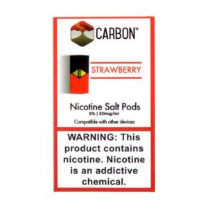 Carbon Strawberry 4 Pods