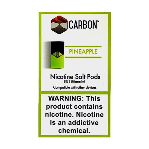 Carbon Pineapple 4 Pods